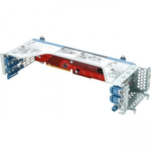 HPE DL38X Gen10 Plus x8/x8 Tertiary Riser Kit P14581-B21