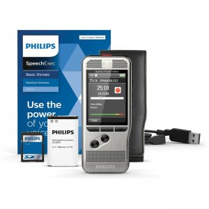Philips Pocket Memo Voice Recorder DPM6000/02 PSPDPM600002 DPM6000