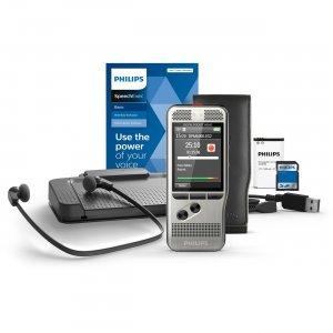 Philips Pocket Memo Dictation and Transcription Set DPM6700/03 PSPDPM670003 DPM6700
