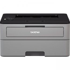 Brother Monochrome Compact Laser Printer with Wireless and Duplex Printing (Refurbished) RHL-L2350DW
