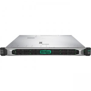 HPE ProLiant DL360 Gen10 4214R 1P 32GB-R P408i-a NC 8SFF 500W PS Server P23579-B21