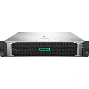 HPE ProLiant DL380 Gen10 4210R 1P 32GB-R P408i-a NC 8SFF 800W PS Server P24841-B21