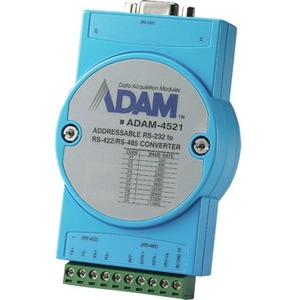 Advantech Addressable RS-422/485 to RS-232 Converter ADAM-4521-AE ADAM-4521