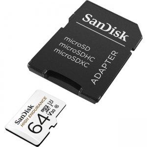 SanDisk High Endurance microSD Card SDSQQNR-064G-AN6IA