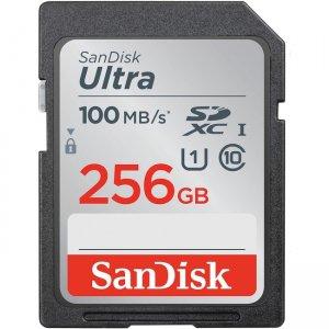 SanDisk Ultra SDHC/SDXC Memory Card SDSDUNR-256G-AN6IN
