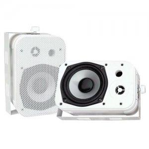 Pyle PylePro Indoor/Outdoor Waterproof Speakers PDWR40W