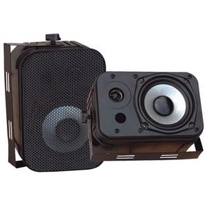 Pyle PylePro Indoor/Outdoor Waterproof Speakers PDWR40B