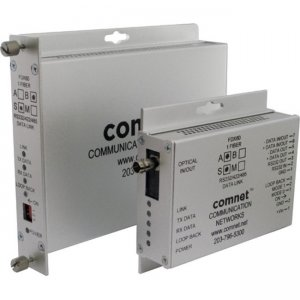 ComNet RS232/RS422/RS485 Data Transceiver FDX60S1AM