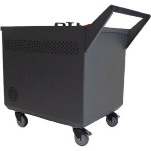 Datamation Systems Chromebook Cart: Secure Storage & Charging DS-MINI-CHROME-32
