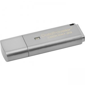 Kingston 32GB DataTraveler Locker+ G3 USB 3.0 Flash Drive DTLPG3/32GBCL
