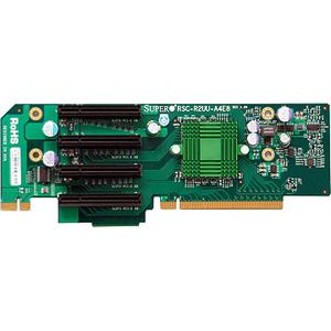 Supermicro Left Slot Riser Card RSC-R2UU-A4E8+ RSC-R2UU-A4E8