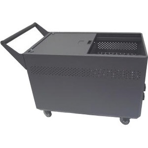 Datamation Systems Charging Security Cart for Chromebooks DS-GR-CB-L40-C