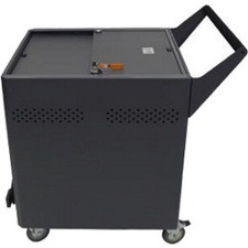 Datamation Systems Charging Security Cart for Chromebook DS-GR-CB-M32-C