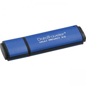 Kingston 16GB DataTraveler Vault Privacy 3.0 Flash Drive DTVP30/16GBCL