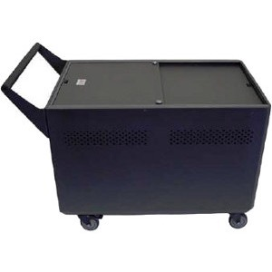 Datamation Systems Charging Security Cart for HP 14 Chromebooks DS-GR-CBW-L32-C