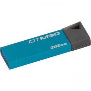 Kingston 32GB USB DataTraveler Mini 3.0 (Turquoise) DTM30/32GBCL