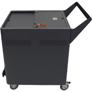 Datamation Systems Charging Cart for 32 Tablets and iPads DS-GR-T-M32-C