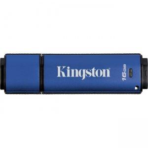 Kingston 16GB DataTraveler Vault Privacy 3.0 USB 3.0 Flash Drive DTVP30AV/16GBCL
