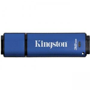 Kingston 32GB DataTraveler Vault Privacy 3.0 USB 3.0 Flash Drive DTVP30AV/32GBCL