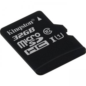 Kingston 32GB microSD High Capacity (microSDHC) Card SDC10/32GBCP