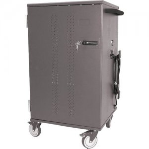 Datamation Systems Charging Cart for Chromebooks and Tablets DS-UNIVAULT-36