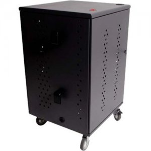 Datamation Systems Locking Storage and Charging Cart for Notebooks or Chromebooks DS-SUBCOMPACT-30