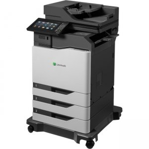 Lexmark Colour Laser Multifunction Printer With Hard Disk 42K0190 CX825dte