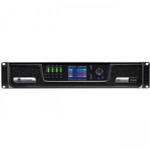 Crown CDi Analog Input, 4 Channel, 1200W Per Output Channel NCDI4X12BL-U-US 4|1200