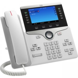 Cisco IP Phone White - Refurbished CP-8841-W-K9-RF 8841