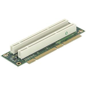 Supermicro 2-Slot PCI-X to PCI-X Passive Riser Card CSE-RR2U-X33