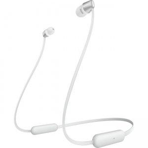 Sony Wireless In-Ear Headphones (White) WIC310/W WI-C310