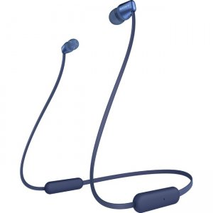 Sony Wireless In-Ear Headphones (Blue) WIC310/L WI-C310