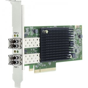 Lenovo ThinkSystem Emulex LPe35000 32Gb 1-port PCIe Fibre Channel Adapter 4XC7A08250