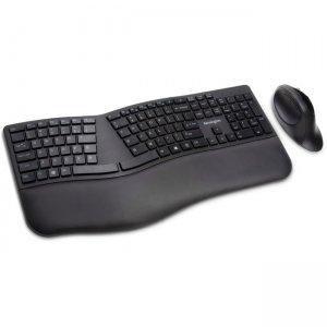 Kensington Pro Fit Ergo Wireless Keyboard/Mouse 75406 KMW75406