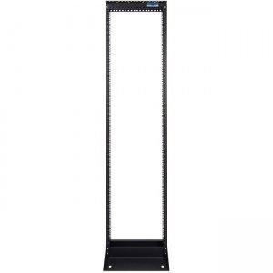Rack Solutions TechEdge 45U 2 Post Rack Square Holes 121-6512