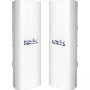 EnGenius Wi-Fi 5 Wave 2 Outdoor AC867 5 GHz Wireless Bridge Kit ENH500V3 KIT ENH500v3
