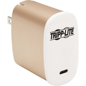 Tripp Lite 50W Compact USB-C Wall Charger - GaN Technology, USB-C Power Delivery 3.0 U280-W01-50C1