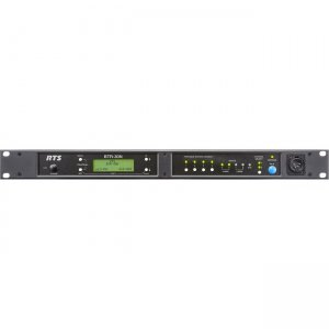 RTS Narrow Band 2-channel vhf/uhf Synthesized Wireless Intercom System BTR-30N-H10 A4F