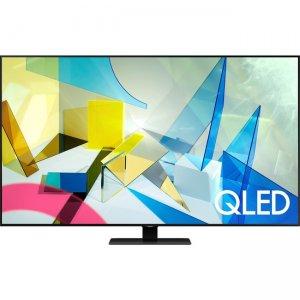 "Samsung 49"" Class Q80T QLED 4K UHD HDR Smart TV (2020) QN49Q80TAFXZA QN49Q80TAF"