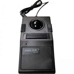 ITAC SYSTEMS Industrial Desktop Trackball Mouse With 9 Pin Interface B-9PIND-XROHS