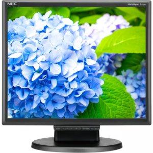 "NEC Display 17"" Desktop Monitor with LED Backlighting E172M-BK"