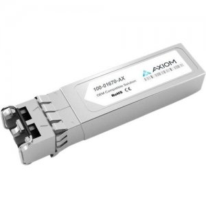 Axiom 1000BASE-BX40-U SFP Transceiver for Calix - 100-01670 (Upstream) 100-01670-AX
