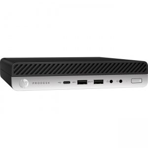 HP ProDesk 600 G5 Desktop Mini PC 9LY31US#ABA