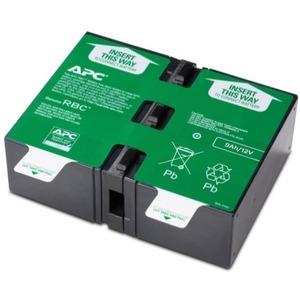 APC by Schneider Electric Replacement Battery Cartridge #166 APCRBC166
