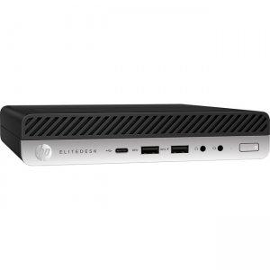 HP EliteDesk 705 G5 Desktop Computer 9XA07US#ABA