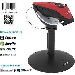 Socket Mobile DuraScan Universal Barcode Scanner, v20 CX3788-2548 D750