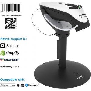 Socket Mobile DuraScan Ultimate Barcode Scanner and Passport Reader, v20 CX3796-2556 D760