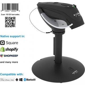 Socket Mobile DuraScan Ultimate Barcode Scanner and Passport Reader, v20 CX3798-2558 D760