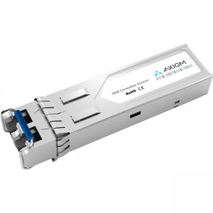 Axiom 1000BASE-BX10-U SFP Transceiver for Cisco - GLC-BX-U-I - TAA Compliant AXG95547