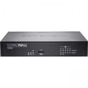 SonicWALL Network Security/Firewall Appliance 02-SSC-4464 TZ350